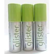Spray Refrescante Bucal Menta -kit Com 3 Glister Amway