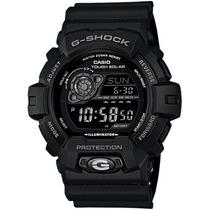 Relógio Casio G-shock Gr-8900a-1dr Solar 5 Alarmes H. Mundi