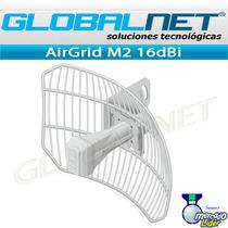 Ubiquiti Airgrid M2 16dbi 630mw 2.4ghz Antena Litebeam Loco