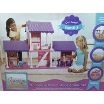 Accesorios Dollhouse Room (casa De Muñecas)