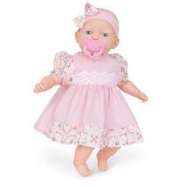Boneca Bebe Babys Faz Xixi De Verdade Cotiplas