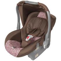 Bebê Conforto Nino 0 A 13 Kg Rosa Onça - Tutti Baby