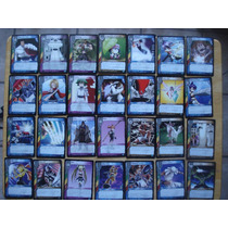 43 Tarjetas De Shaman King Shonen-jump