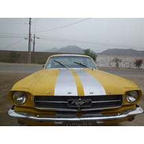 Vendo Ford Mustang 1965