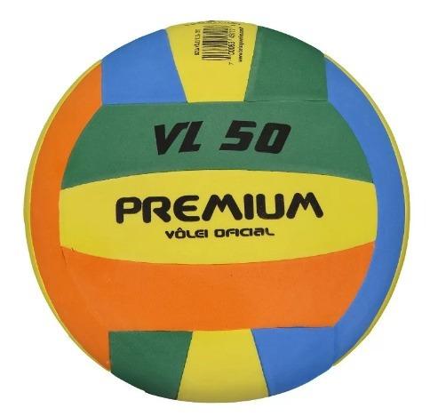 Bola Vôlei Premium Eva Vl 50 + Nf - R  42 d3f5a6f98cedb