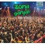 Dvd + 2cds Zona Ganjah En Mendoza Open Music