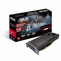 Placa De Video Asus Ati Rx 480 8gb Oc Ddr5 Hdmi Rx480 256bit