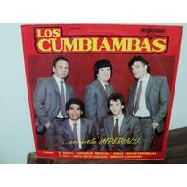 Disco Vinilo Los Cumbiambas...con Estilo Imperial