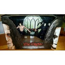 Figura Nueva El Cuervo Neca The Crow Reflections