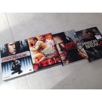 Serie Completa Dvd Prision Break