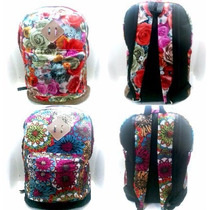 Bolso Morral Universitario Colegial Estilo Jansport O Totto