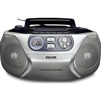 Radio Reproductor De Cd Portatil Philips Am-fm Mp3-cd