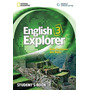 English Explorer 3 - Sb + Multirom - Stephenson, Hel