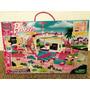 Barbie Fiesta En La Piscina Mega Bloks Nuevo