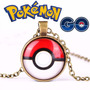 Pokemon Go - Collar Pokemon Pokebola  - Cartersitos<br><strong class='ch-price reputation-tooltip-price'>$ 3.000</strong>