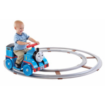 Tren Tomas Electrico Montable Trenesito Fisher Price Juego