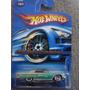 2005 Hotwheels # 181 58 Ford Thunderbird (verde Envío Gratis