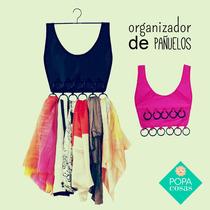 Organizador De Pañuelos Chalinas Corbatas | Popa Cosas