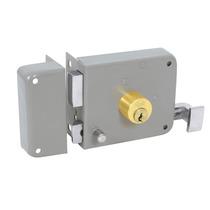 Cerradura Sobreponer Instala Fácil Estándar Derecha Lock