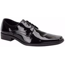 Zapato De Vestir Formal Piel Charol Schatz 7601