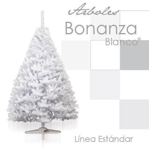 arbol pino navidad artificial blanco 130 metros bonanza 38500 en mercado libre - Arbol Navidad Artificial