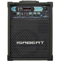 Caixa De Som Multiuso 20 Watts Com Bluetooth E Usb E Fm