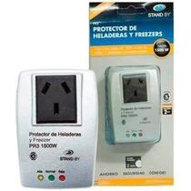 Protector De Tension Pr3 Heladeras Y Freezers Hasta 1500w