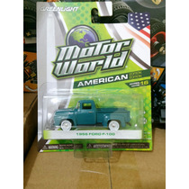 Greenlight 1956 Ford F-100 Motor World