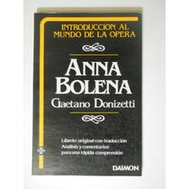 Anna Bolena Gaetano Donizetti Envio Gratis-