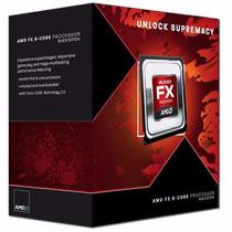 Micro Procesador Amd Fx 6300 3.5ghz 6 Core Am3+ 12 Cuotas
