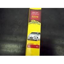 Jogo Palheta Dyna Slim Blade Sd9 Par Volkswagen Up 24 E 16