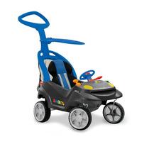 Mini Veículo Smart Baby Confort Azul Bandeirante Carrinho