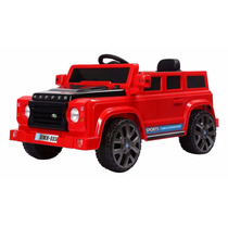 Power Wheels Ride On Car Kids Electric Remote Control Rc Red