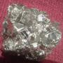 Mineral Roca Cristal Pirita Sulfuro De Hierro 3 X 3 Cm
