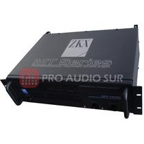 Potencia Zkx Mt1500 Amplificador 375w Rms Modo Bridge 1500w