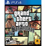 Gta Grand Theft Auto San Andreas Juego Ps4 Digital