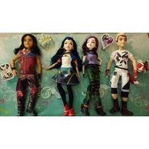 Muñecas Descendientes Colección 4 Protagonistas. No Rebajo$$