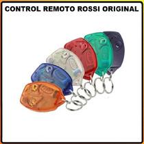 Control Remoto Rossi Porton Automatico Electrico Original
