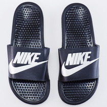 Chinelo Unissex Nike Solarsoft Slide Benassi Just Do It Jdi