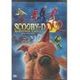 Dvd Scooby Doo 2 Monstro A Solta Original/dublado/usado
