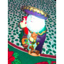 Espiritu De La Navidad Ceramica Pintura Al Frio