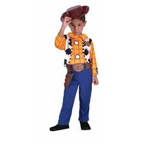 Disfraz Toy Story Woody Licencia Original Disney New Toy