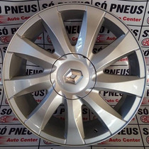 Jogo Roda Aro 17 Renault Sandero Megane Frete Grátis