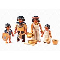 Playmobil 2016 Família Egito 6492 History Lançamento 2017