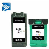 Cartuchos Compatibles Hp 74 Xl Ó 75 Xl. Nuevos (cc El Recreo