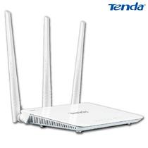 Router Inalámbrico 300mbps Wifi Laptop Pc Internet 3 Antenas