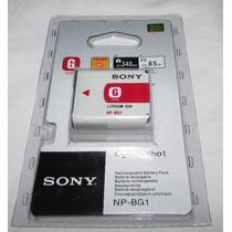 Bateria Np-bg1 Sony Dsc W130 W210 W220 W300 H10 H50 H70 W290