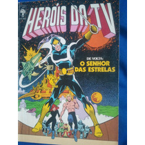 Gibi Heróis Da Tv Número 71 - Editora Abril - 1985