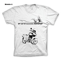 Camiseta Suzuki Vstrom 1000 Susuki Racing Otima Qualidade!