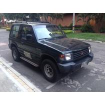 Vendo Mitsubishi Montero 2.4, 4x4 Gangazo!! Placa Publica